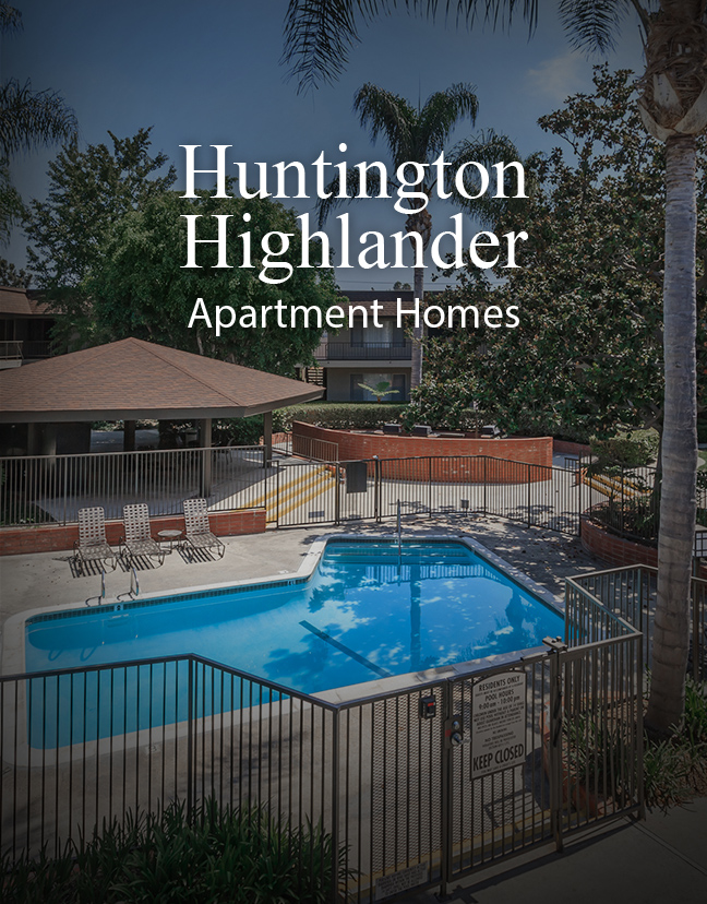 Huntington Highlander Apartment Homes Property Photo